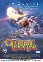 plakat - Opowieść wigilijna (2009)