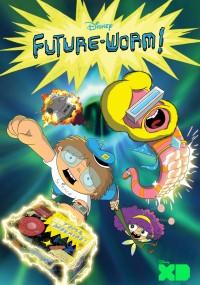 Future-Worm! (2015) plakat