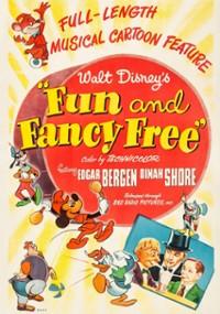 Figle i androny (1947) plakat