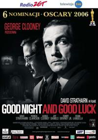 Good Night and Good Luck (2005) plakat
