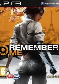 Remember Me (2013) plakat