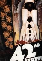 plakat - Ulica szaleństw (1933)