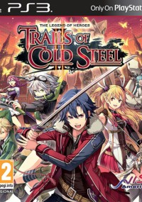 The Legend of Heroes: Trails of Cold Steel II (2014) plakat