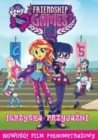 plakat - My Little Pony: Equestria Girls - Igrzyska przyjaźni (2015)