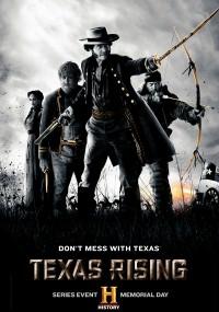 Texas Rising - Narodziny Republiki (2015) plakat