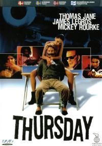 Czwartek (1998) plakat