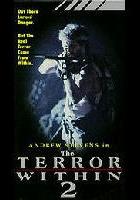 plakat - The Terror Within II (1991)