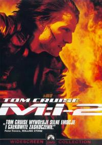 Mission: Impossible 2 (2000) plakat