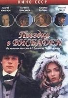 Poyezdka v Visbaden (1989) plakat