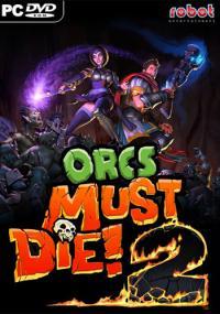 Orcs Must Die! 2 (2012) plakat