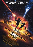 plakat - Titan - nowa Ziemia (2000)