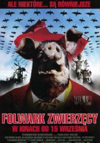 Folwark zwierzęcy (1999) plakat