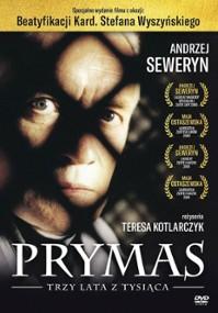 Prymas - Trzy lata z tysiąca (2000) plakat
