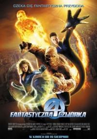 Fantastyczna Czwórka (2005) plakat