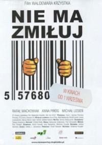 Nie ma zmiłuj (2000) plakat