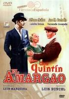 plakat - Don Quintín el amargao (1935)
