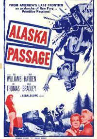Alaska Passage (1959) plakat