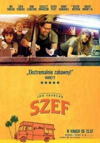Szef (2014) plakat