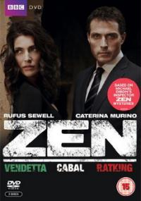Detektyw Zen (2011) plakat