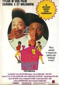 Prywatka (1990) plakat