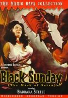 plakat - Maska szatana (1960)
