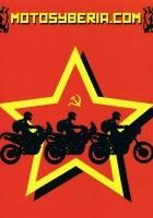 Moto Syberia 2007 (2008) plakat