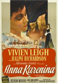 Anna Karenina (1948) plakat