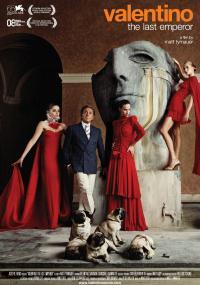 Valentino: Ostatni cesarz wielkiej mody (2008) plakat