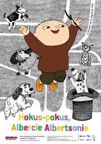 Hokus-pokus, Albercie Albertsonie (2013) plakat