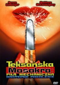 Teksańska masakra piłą mechaniczną: Następne pokolenie (1994) plakat