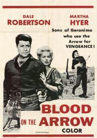 Blood on the Arrow (1964) plakat