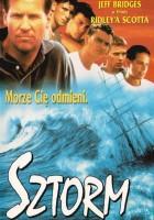 plakat - Sztorm (1996)