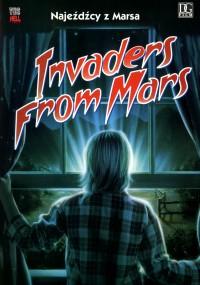 Najeźdźcy z Marsa (1986) plakat