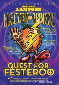Electric Apricot (2006) plakat