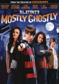 Noc duchów (2008) plakat
