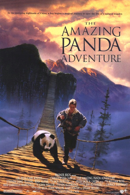 Niezwykłe przygody małej pandy