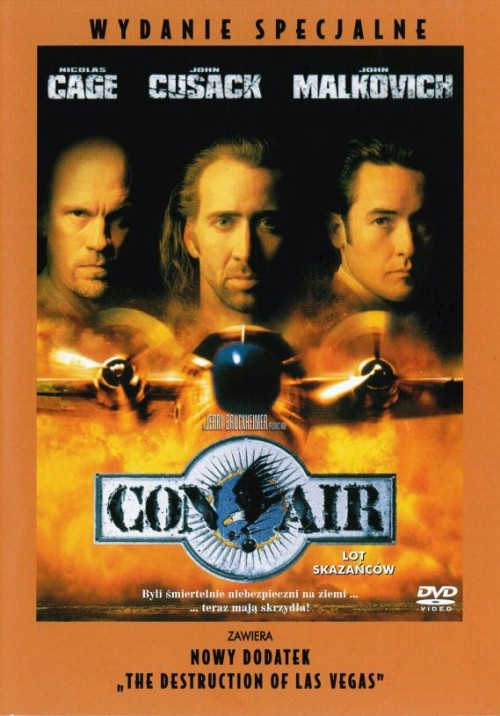 Con Air - lot skazańców