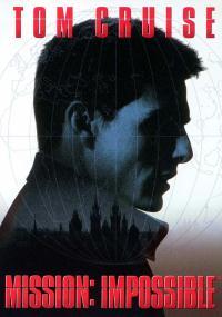 Mission: Impossible (1996) plakat