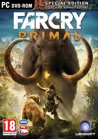Far Cry Primal (2016) plakat