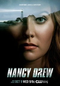 Nancy Drew (2019) plakat