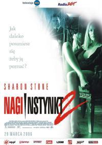 Nagi instynkt 2 (2006) plakat