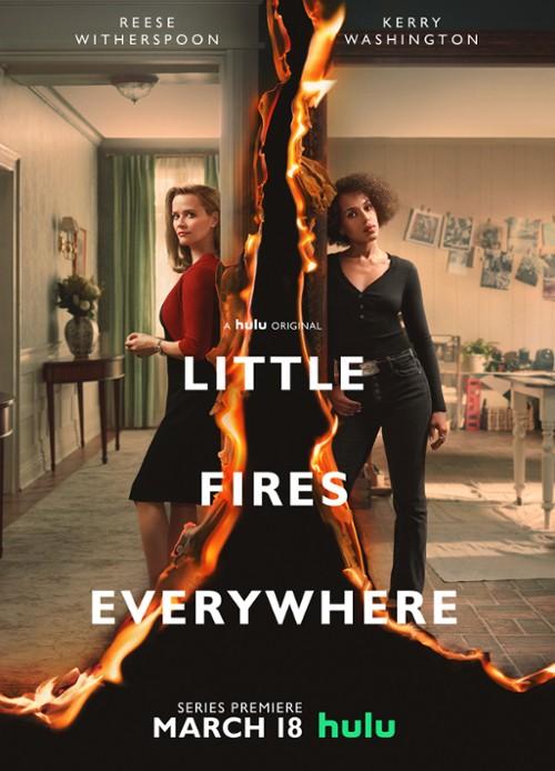 Małe ogniska