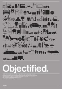 Objectified (2009) plakat
