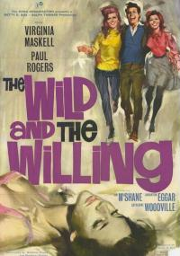 The Wild and the Willing (1962) plakat