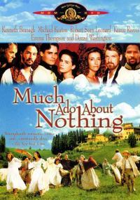 Wiele hałasu o nic (1993) plakat