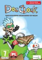 plakat - Doc Clock: Opiekana kanapka czasu (2010)
