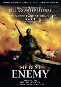Mój najlepszy nieprzyjaciel (2011) plakat