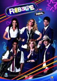 Rebelde (2011) plakat