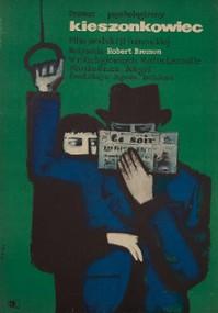 Kieszonkowiec (1959) plakat
