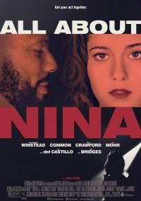 All About Nina (2018) plakat